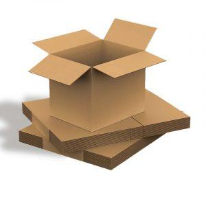 Χαρτοκιβώτια συσκευασίας 3 φύλλων