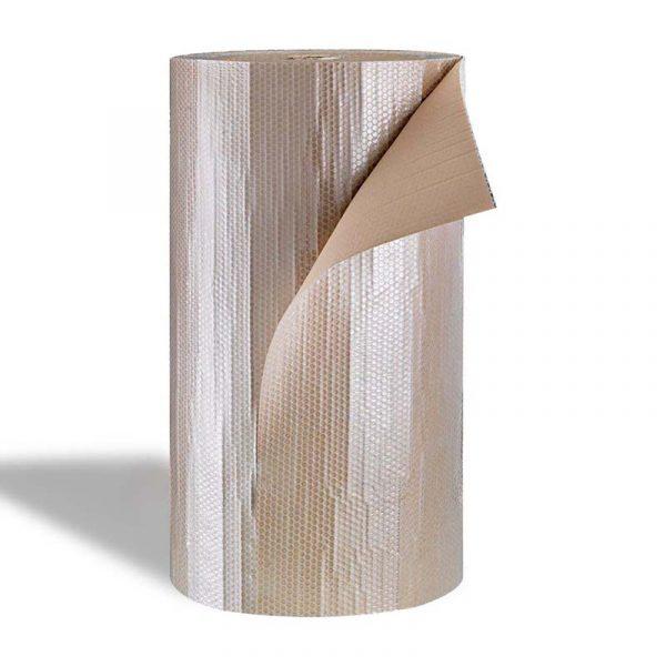ρολό φυσαλίδες με χαρτί